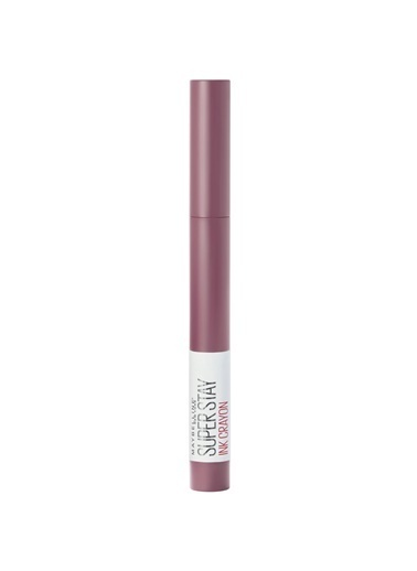 Maybelline Maybelline New York Super Stay Ink Crayon Kalem Mat Ruj - 25 Stay Exceptional Pembe